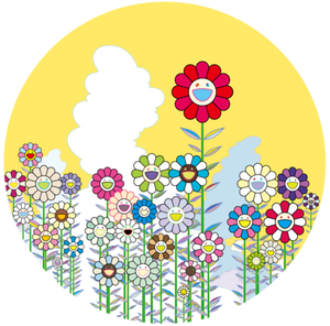 A MEMORY OF HIM AND HER ON A SUMMER BY TAKASHI MURAKAMI
