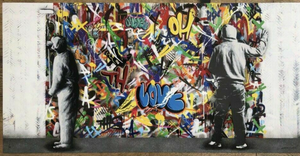 THE CYCLE (SET OF 2) BY MARTIN WHATSON