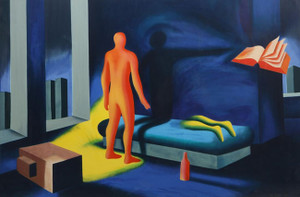 ILLUMINATED BY TWILIGHT BY MARK KOSTABI