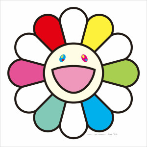 SMILEY DAYS WITH MS FLOWER TO YOU BY TAKASHI MURAKAMI