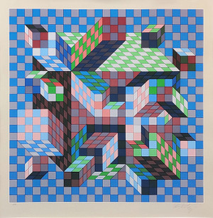 SIRT-MC BY VICTOR VASARELY