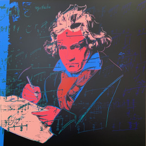 BEETHOVEN (392) BY ANDY WARHOL FOR SUNDAY B. MORNING
