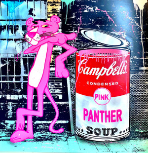 PINK PANTHER SOUP BY MICHEL FRIESS
