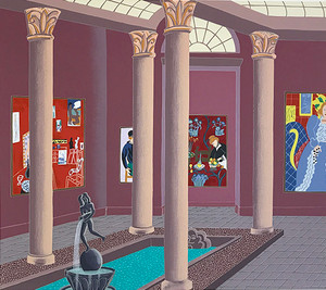 MATISSE GALLERY BY THOMAS MCKNIGHT