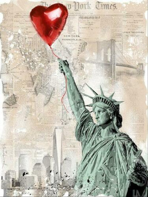 HEART AND SOUL, 2020 BY MR. BRAINWASH