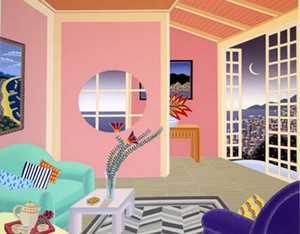 KOBE PINK ROOM BY THOMAS MCKNIGHT