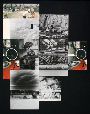 VENICE PRINT PROJECT BY ROBERT RAUSCHENBERG