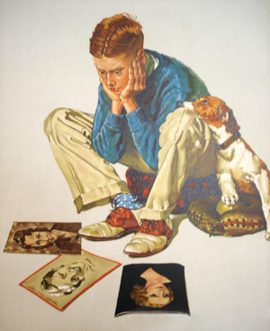 STARSTRUCK BY NORMAN ROCKWELL