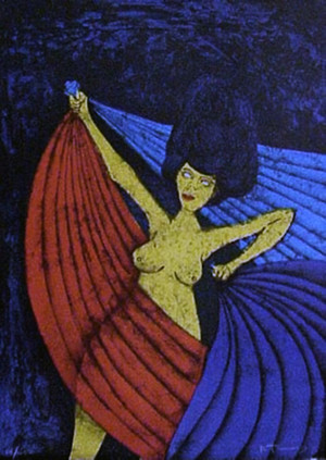 SALOME BY RUFINO TAMAYO