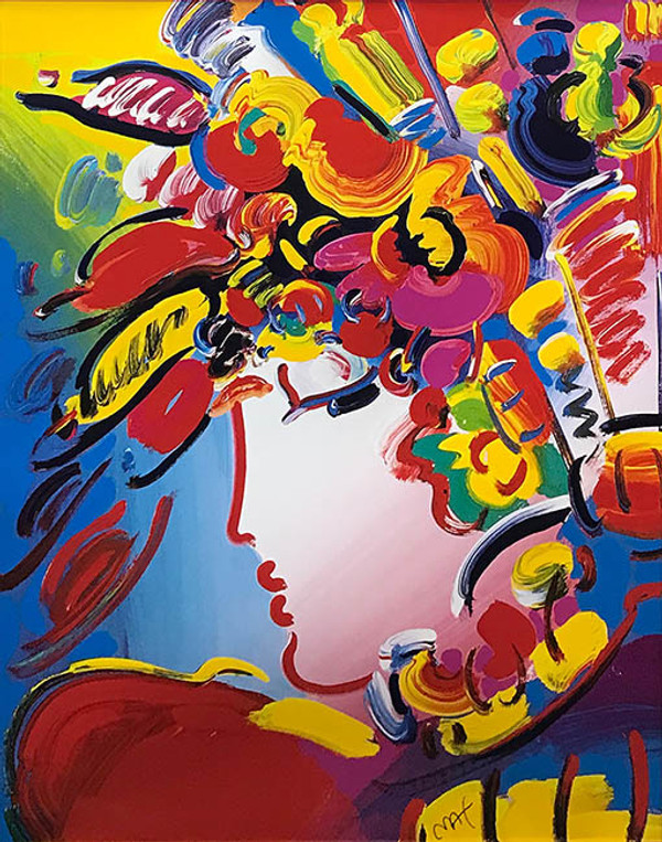 BEAUTY I BY PETER MAX