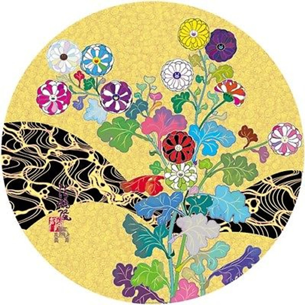KANSEI: THE GOLDEN AGE BY TAKASHI MURAKAMI