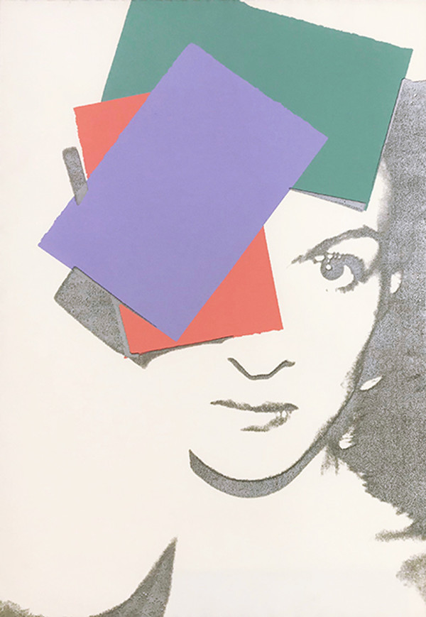 PALOMA PICASSO FS II.121 BY ANDY WARHOL