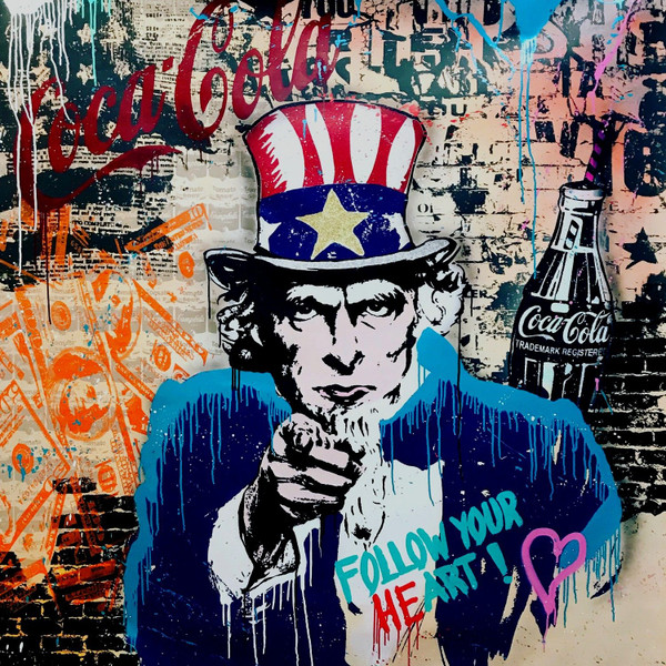 BIG UNCLE SAM BY MICHEL FRIESS