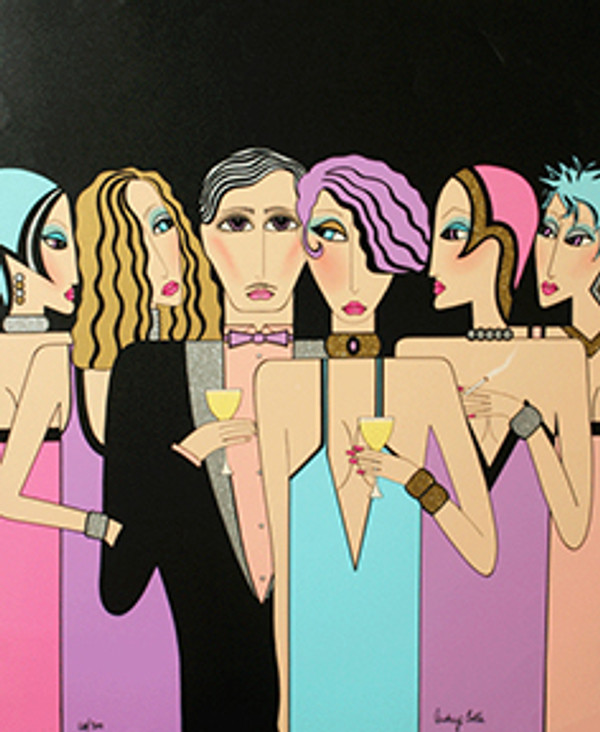 PARTY PEOPLE BY AUDREY COHLE
