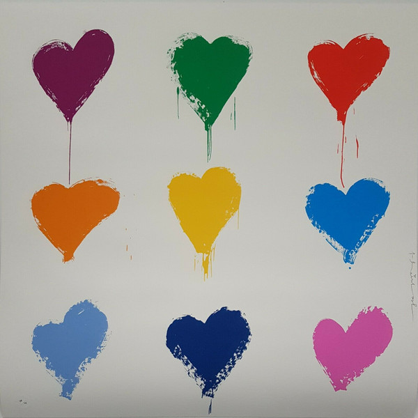 ALL YOU NEED IS HEART BY MR. BRAINWASH