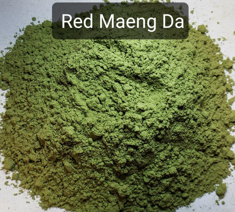 Red Maeng Da Powder