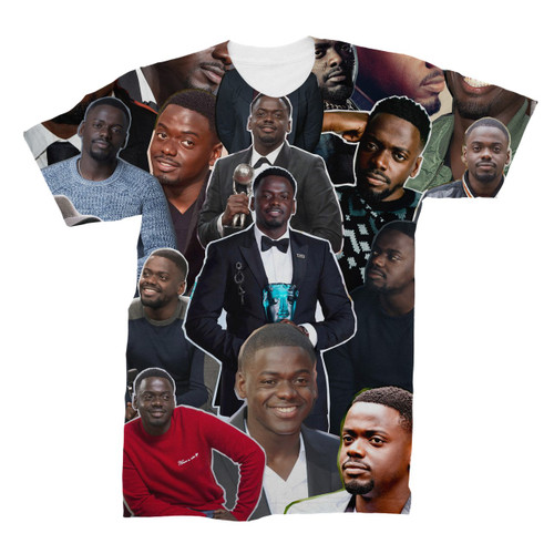 Daniel Kaluuya Photo Collage T-Shirt
