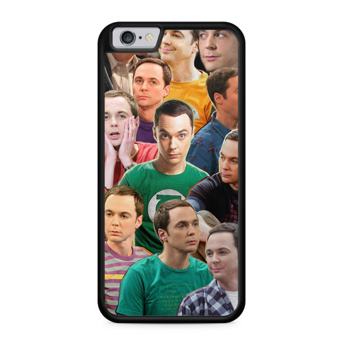 Sheldon Cooper (The Big Bang Theory) Phone Case