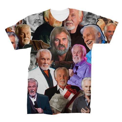 Kenny Rogers tshirt