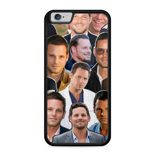 Justin Chambers Phone Case