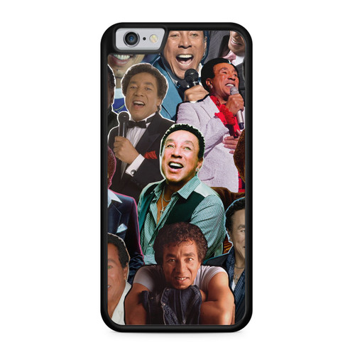 Smokey Robinson Phone Case