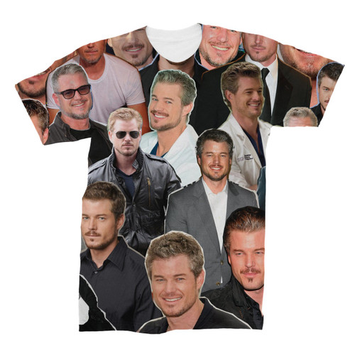 Eric Dane Photo Collage T-Shirt