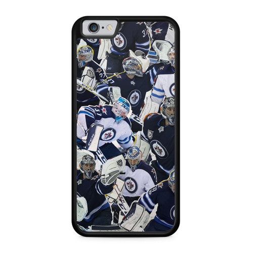 Connor Hellebuyck Phone Case