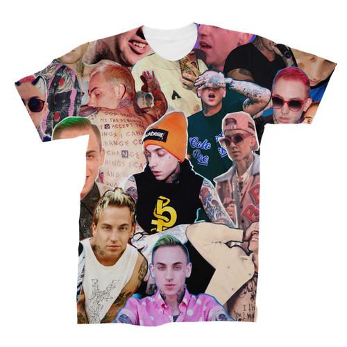 Blackbear Photo Collage T-Shirt