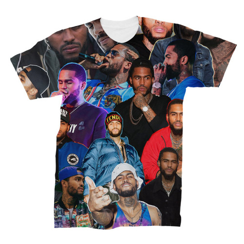 Dave East Photo Collage T-Shirt