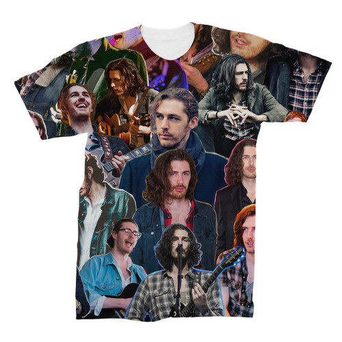 Hozier Photo Collage T-Shirt