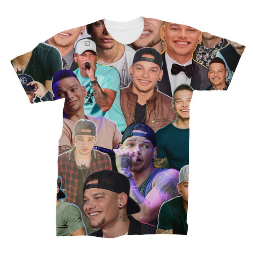 Kane Brown Photo Collage T-Shirt