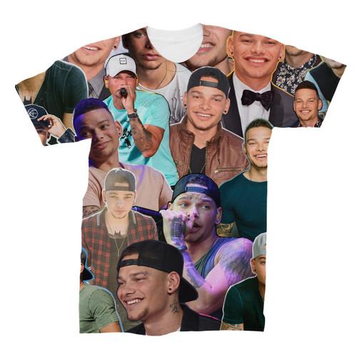 Kane Brown Photo Collage T-Shirt