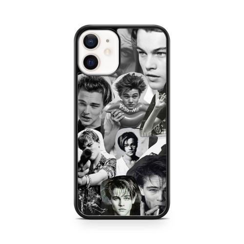 Leonardo Dicaprio Black and White Phone Case 12