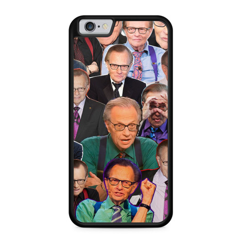 Larry King Phone Case
