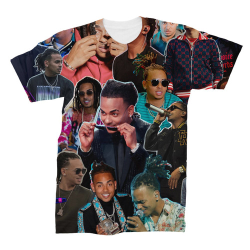 Ozuna Photo Collage T-Shirt