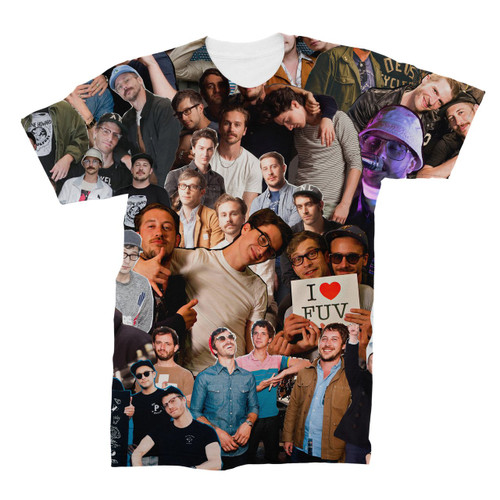 Portugal. The Man Photo Collage T-Shirt