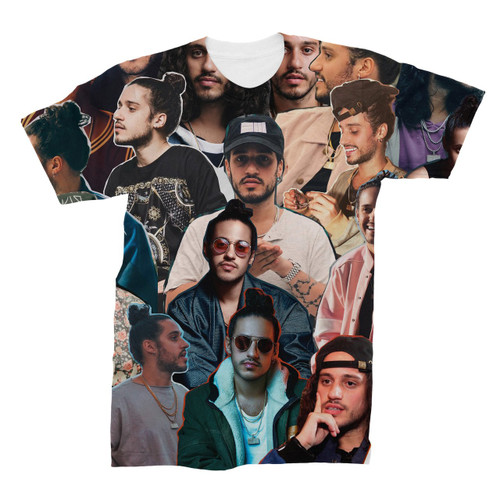 Russ Photo Collage T-Shirt