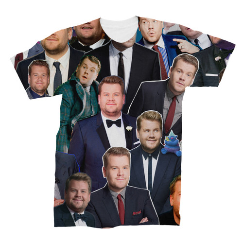 James Corden tshirt