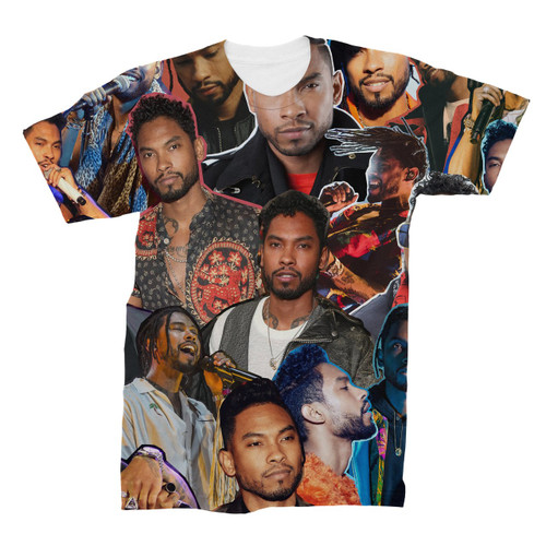 Miguel Photo Collage T-Shirt
