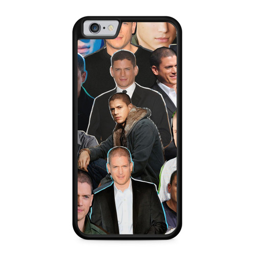 Wentworth Miller Phone Case