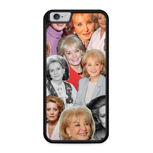 Barbara Walters Phone Case