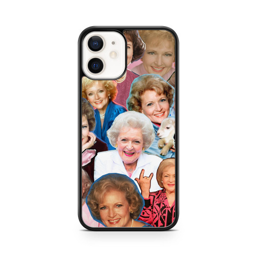 Betty White Phone Case 12