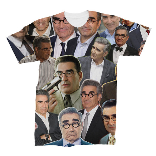Eugene Levy Photo Collage T-Shirt