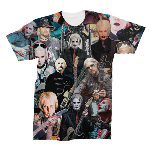 John 5 Photo Collage T-Shirt