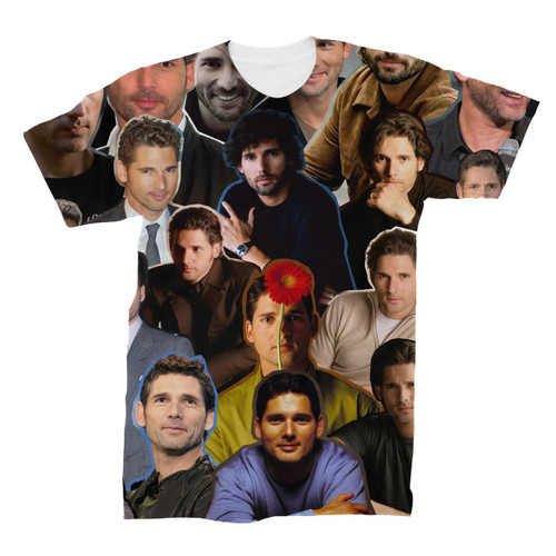 Eric Bana Photo Collage T-Shirt
