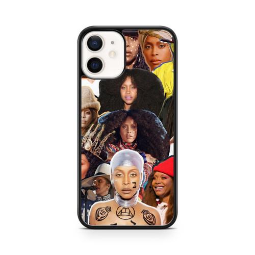 Erykah Badu Phone Case Iphone 12