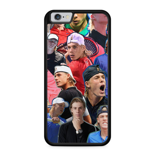 Denis Shapovalov Phone Case