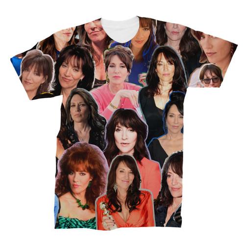 Katey Sagal Photo Collage T-Shirt