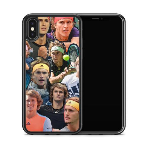 Alexander Zverev phone case x
