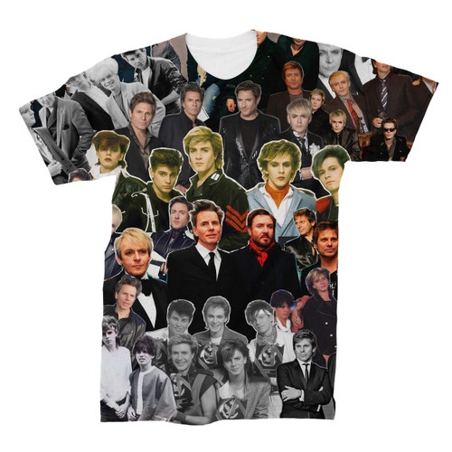 Duran Duran Photo Collage T-Shirt